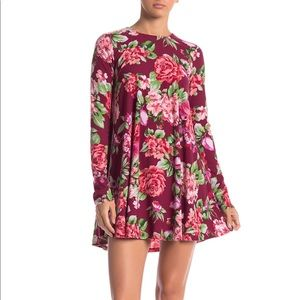 NWOT Show Me Your Mumu Tyler Tunic Floral Dress